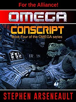OMEGA Conscript by [Arseneault, Stephen]