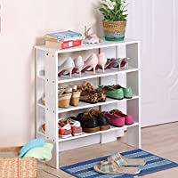 SXT 多層靴、防塵靴箱、収納ラック、多機能収納ラック。 ラック (Color : C)