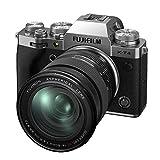 FUJIFILM ミラーレス一眼カメラ X-T4レンズキット シルバー X-T4LK-1680-S