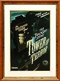 アートショップ フォームス ディズニー「トワイライトゾーン/タワー・オブ・テラー」テーマパーク・ポスターコレクション