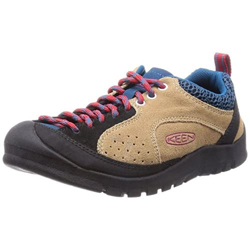[キーン] KEEN アウトドアシューズ Jasper Rocks Jasper Rocks M 1013301 (Starfish/Racing Red/27)
