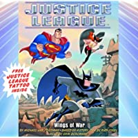 Justice League #3: Wings of War (Justice League, 3)
