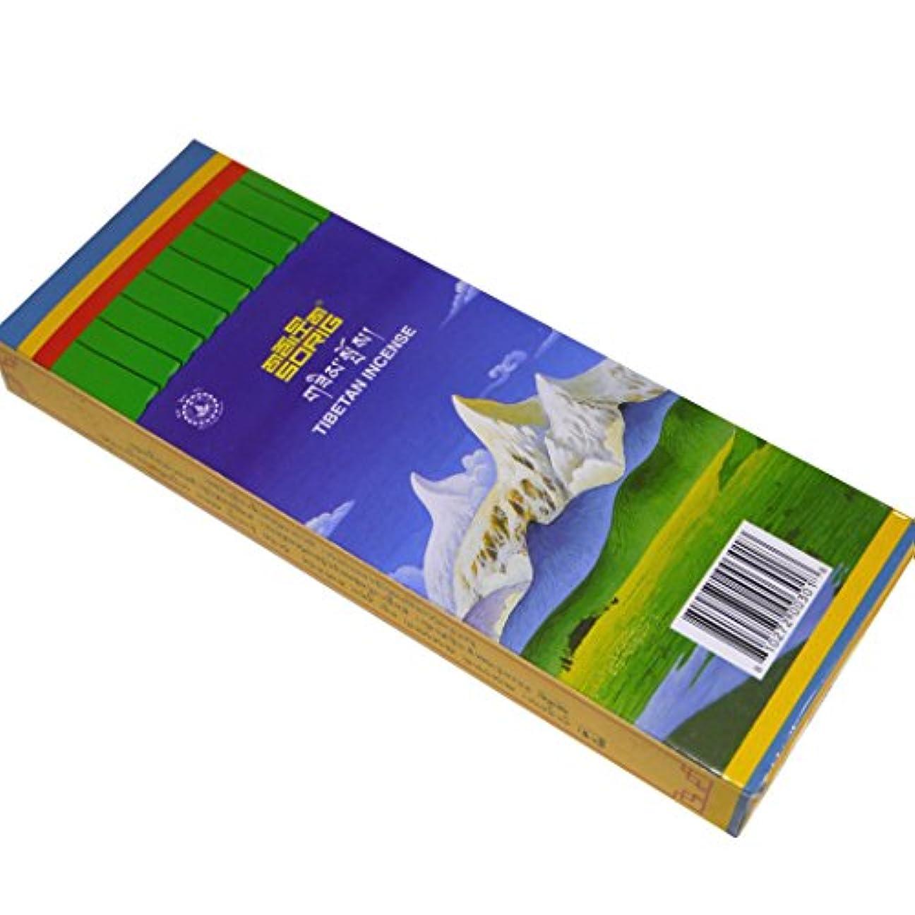 ピザ気になる定期的なメンツィーカン チベット医学暦法研究所メンツィーカンのお香【SORIGソリグ ビッグ】