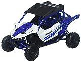 [ヤマハ]Yamaha YXZ 1000R Triple Cylinder Blue Buggy Model 1/18 by New Ray 57813 A 57813A [並行輸入品]