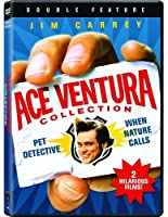 Ace Ventura: Pet Detective / Ace Ventura: When [DVD] [Import]