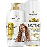 Pantene Pantene Pro-V Daily Moisture Renewal Shampoo & Conditioner 500ml Bundle Value Pack, 1 count