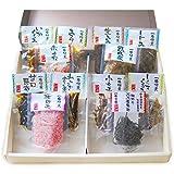 【お急ぎ対応】築地江戸一本店 食べきり一膳小袋セット(佃煮12種)