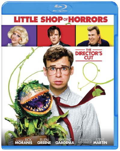 リトルショップ・オブ・ホラーズ ディレクターズカット [Blu-ray]の詳細を見る