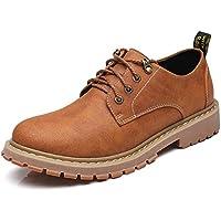 カジュアルシューズ メンズ ビジネスシューズ NEOKER 本革 ローファー 紳士靴 革靴 レースアップ ウォーキング 通気性 レースアップ ウォーキングシューズ アウトドアシューズ