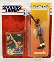 Starting Lineup Sports Superstar Collectibles Charles Barkley 1994 [並行輸入品]