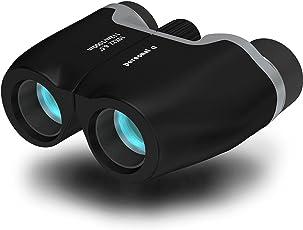 personal-α 双眼鏡 10倍 10×22 6.5° (black)