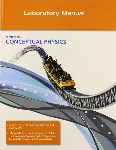 Download Conceptual Physics C2009 Lab Manual Se 0133647528