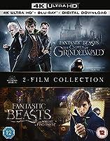 Fantastic Beasts: 2-Film Collection [4K UHD + Blu-ray]【DVD】 [並行輸入品]
