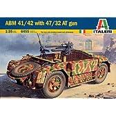 タミヤ イタリア ABM41/42 対戦車砲搭載型 38455 (イタレリ 1/35 ミリタリーシリーズ 6455)