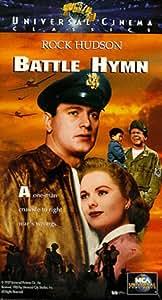 Battle Hymn [VHS]