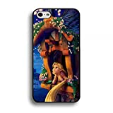 iPhone 6 6S 携帯カバー 携帯ケース iPhone 6 6S 保護ケース Rapunzel & Flynn in Tangled 塔の上のラプンツェル iPhone 6 6S ケース 保護カバー シリコン
