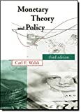 Monetary Theory and Policy (MIT Press)