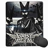 ベビーメタル Baby-metal マウスパッド パソコン用 滑り止め 耐久性 PC