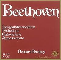 Beethoven: Sonates - Bernard Flavigny