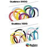 Quaratex マジックバルーンセット160.260サイズ[200本入り】