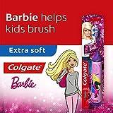 Colgate Kids Motion Toothbrush, Barbie, 1ct