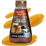 Sukrin Maple Syrup - Healthy Syrup & Honey Substitute for Cooking, Baking & Toppings – Natural Origin, Zero Carb, Zero Calori