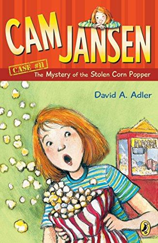 Cam Jansen: the Mystery of the Stolen Corn Popper #11の詳細を見る