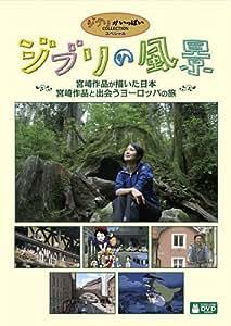 ジブリの風景 宮崎作品が描いた日本/宮崎作品と出会うヨーロッパの旅 [DVD]