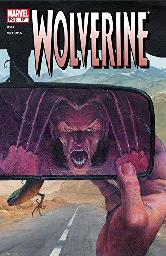 Download Wolverine (1988-2003) #187 (English Edition) B01MXKSMPQ