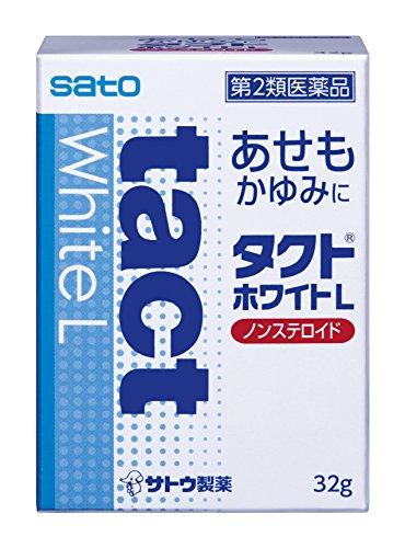 【第2類医薬品】タクトホワイトL 32g