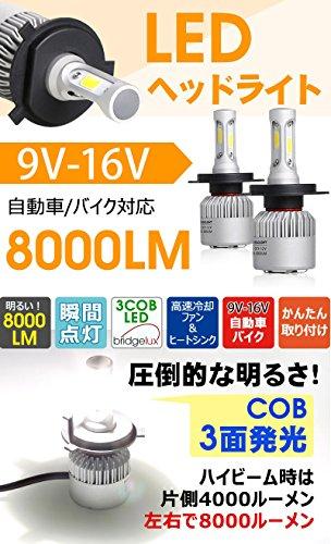 JAGUAR デイムラースーパーV8 JL H10 ロービーム H7 LEDヘッドライト