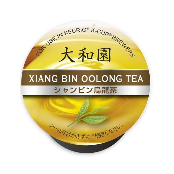ブリュースター 大和園 シャンピン烏龍茶 4g×12個の商品画像