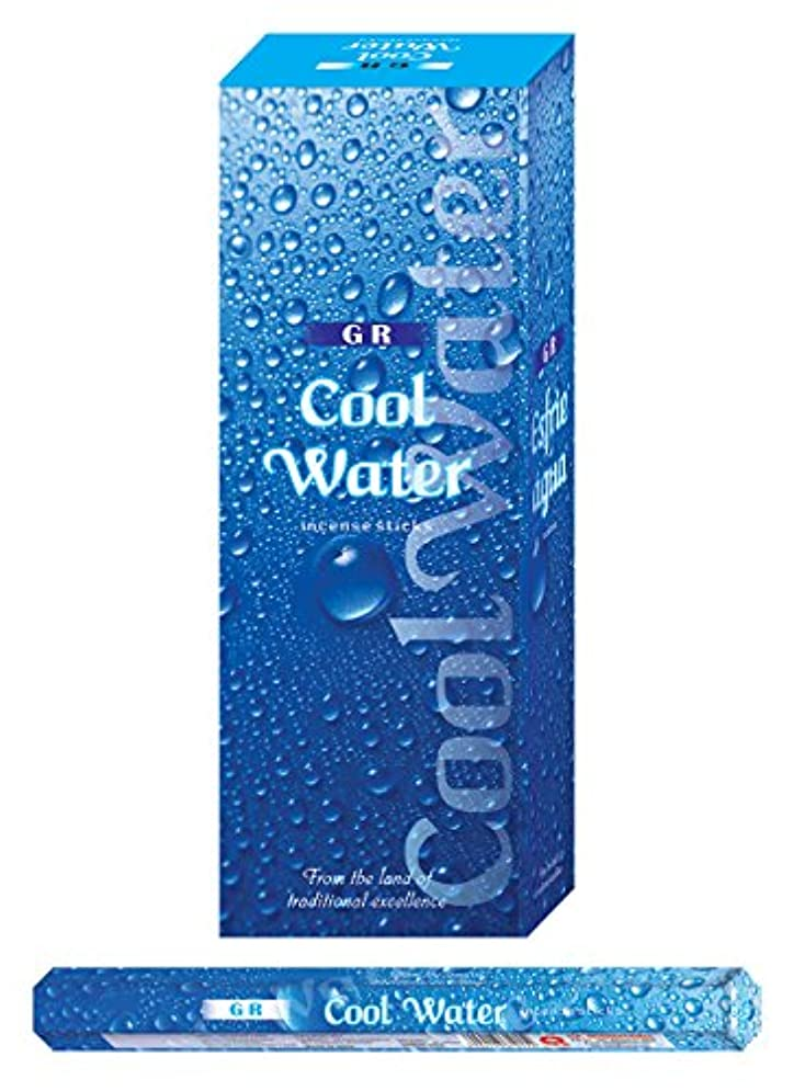 ゴネリルモスク公園Cool Water incense-120 Sticks