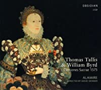 Cantiones Sacrae 1575 by TALLIS / BYRD (2011-01-25)