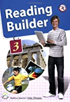 Reading Builder 3 Student Book with Audio CD
