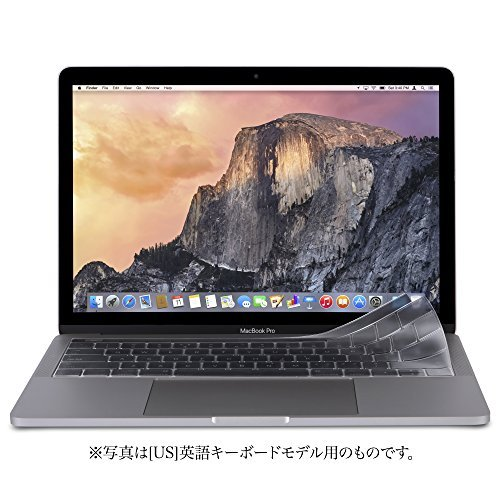 moshi Clearguard MB with Touch Bar (JI...