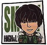 HiGH&LOW THE BASE RUDE BOYS スモーキー タオル 窪田正孝 ガチャ