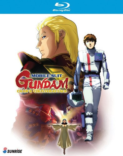 機動戦士ガンダム 逆襲のシャア ・ MOBILE SUIT GUNDAM: CHAR'S COUNTERATTACK[Blu-ray][Import]