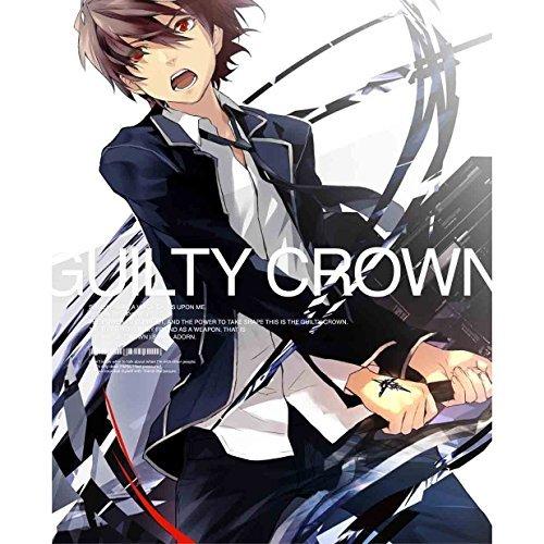 ギルティクラウン 【完全生産限定版】 全11巻セット [マーケットプレイス DVDセット]