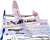 スタジオミド B級ユニオン ゴム動力模型飛行機キット LP-07