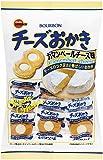 ブルボン チーズおかきカマンベール味 21枚×6袋