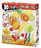 3Dドリームアーツペン フルーツバスケットセット(3本ペン)