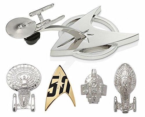■スタートレック■STAR TREK ■50周年記念 宇宙艦隊 ピンセット ...