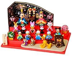 ディズニーリゾート限定発売 ミッキーと仲間たちの雛人形(台付き) ひな人形 雛人形 お雛様 ひな祭り 雛祭り