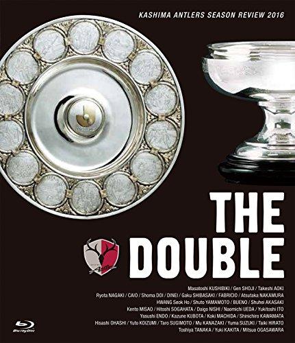 鹿島アントラーズシーズンレビュー2016 THE DOUBLE [Blu-ray]