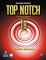 Top Notch (2E) Level 1 Split Edition B with Active Book CD-ROM  (Student Book + Workbook)