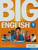 Big English Pupils Book Stand Alone: 1 by CRUZ HERRERA(1905-07-05)