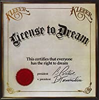 License Dream by KLEEER (2006-03-14)