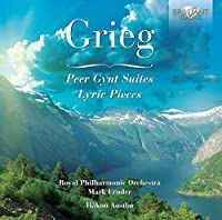 Greig: Peer Gynt Suite &: Lyric Pieces by Austbo (2012-08-28)