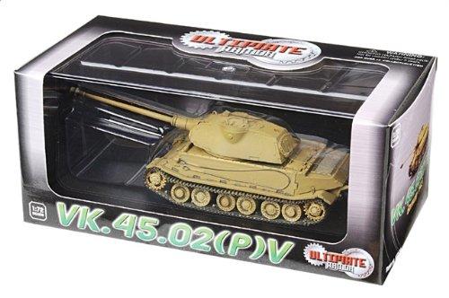 1:72 ドラゴン モデル 1:72 Armor コレクター シリーズ 60530 Porsche VK4502(P) ディスプレイ モデル German Army 並行輸入品